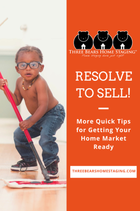 Resolve to Sell! More Quick Tips