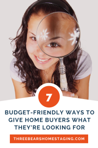 7 Budget-Friendly Ways to Give Home Buyers What They're Looking For