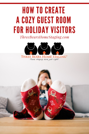 How to Create a Cozy Guest Room for Holiday Visitors 2