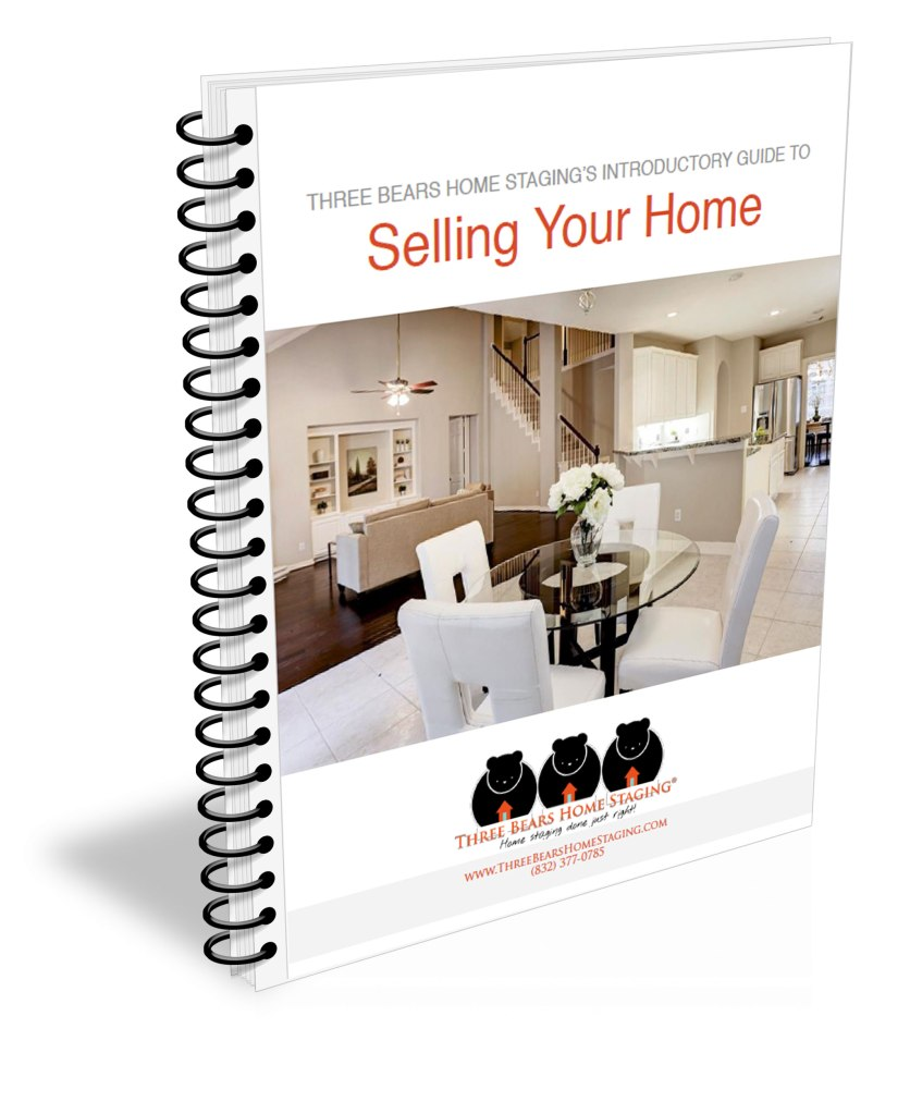 Three Bears Home Staging: Introduction Guide to Selling Your Home
