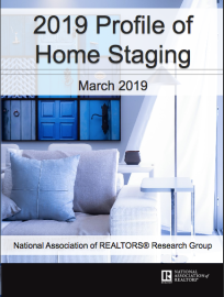 2019 Profile of Home Staging